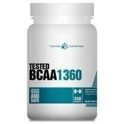 Tested BCAA 1360 - 240caps