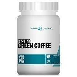 Tested Green Coffee - 60 kaps