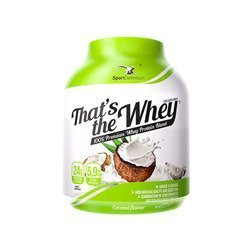 Thats The Whey - 2270g - Promocja