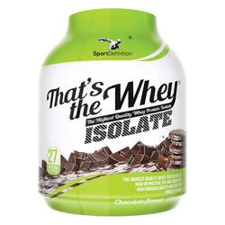 Thats The Whey Isolate - 2100g