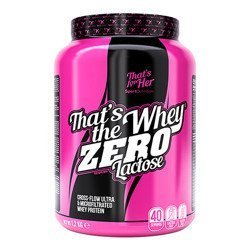 Thats The Whey - Zero Lactose (for Her) - 1200g