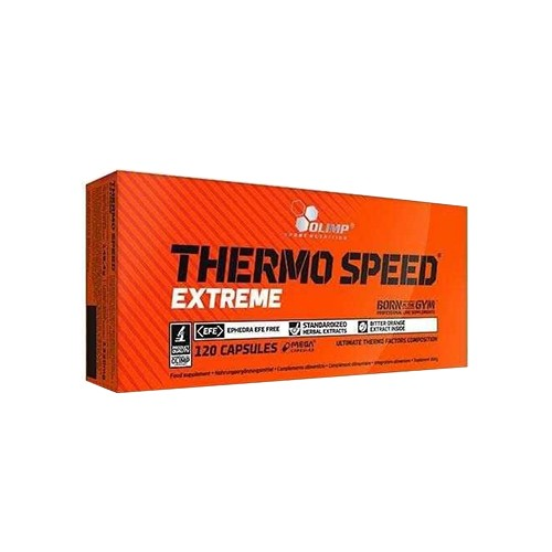 Thermo Speed Extreme MC - 30caps. New