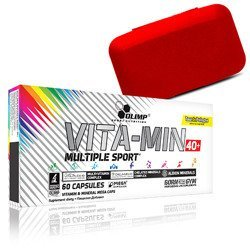 "Vita-Min ""40+"" Multiple Sport  - 60caps."