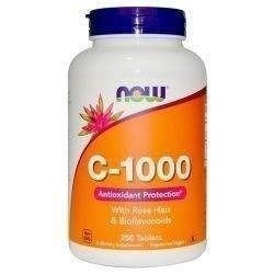 Vitamin C-1000 Antioxidant Protection - 250tabs.