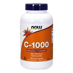 Vitamin C-1000 Boiflavonoids - 250vegcaps - Black Friday