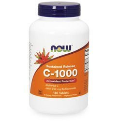 Vitamin C-1000 Complex Buffered - 180tab - Black Friday
