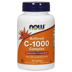 Vitamin C-1000 Complex Buffered - 90tab