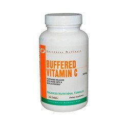 Vitamin C Buffered - 100tab