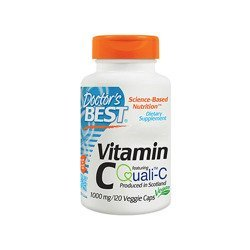 Vitamin C with Quali-C 1000mg - 120vcaps