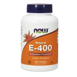 Vitamin E-400 - 250softgels