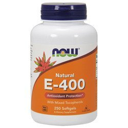 Vitamin E-400 MT - 250softgels