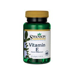 Vitamin E 400IU - 60softgels