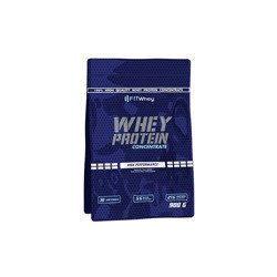 Whey Protein Concentrate - 900g
