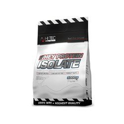Whey Protein Isolate - 1000g - Black Friday