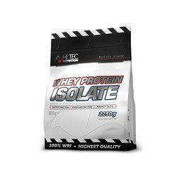 Whey Protein Isolate - 2250g - Black Friday