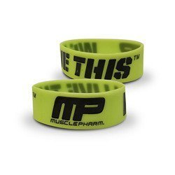 Wristband MP - We Live This - Black Friday