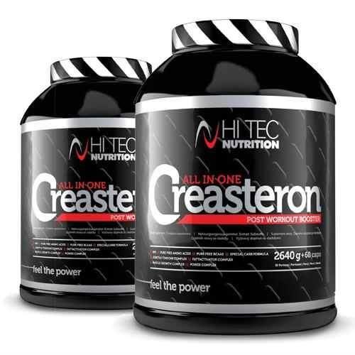 nowe promocje najtańszy autentyczna jakość Creasteron NEW - 2640g + 60caps. + Creasteron NEW - 1408g + 32caps