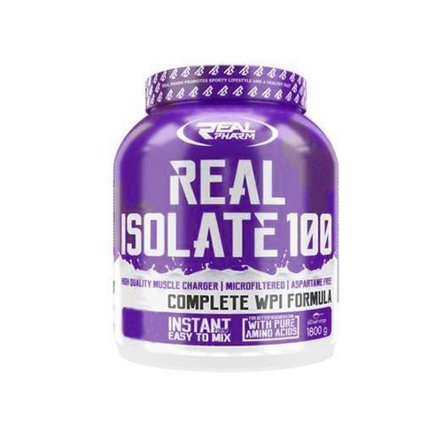 4c804e41e REAL PHARM Real Isolate - 1800g. REAL PHARMProtein nutrients