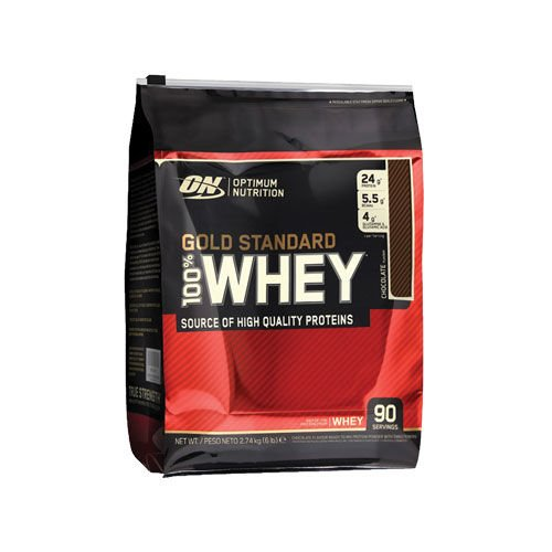 1f1acc7d4 Whey Gold Standard Bag   2700 g   - Best Protein In The World - 90 servings  - OPTIMUM NUTRITION - shop MusclePower