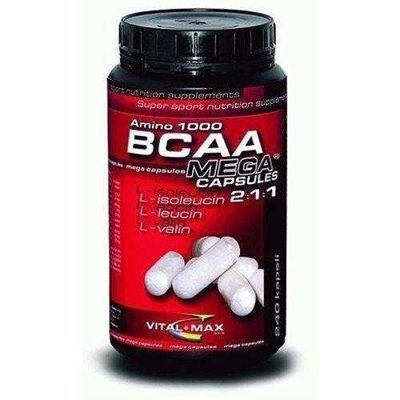 BCAA Amino 1000MC - 240caps