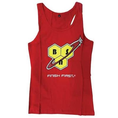 BSN Tank Top Womens - Red