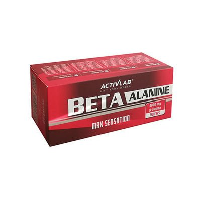 Beta Alanina - 128caps