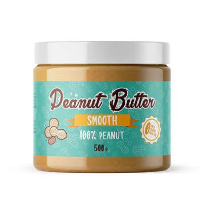 Go On Peanut Butter 100% Peanuts - 500g
