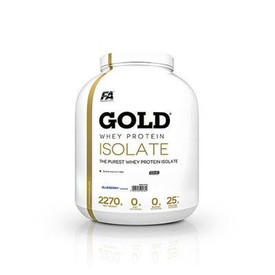 Gold Whey Protein Isolate - 2280g