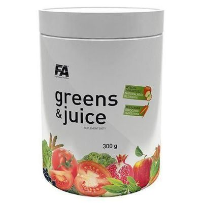 Greens and Juice - 300g