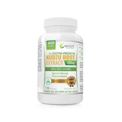 Kudzu Root Extract 500mg - 120caps