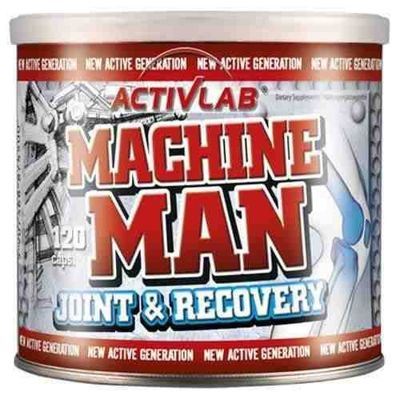 Machine Man Joint & Recovery - 120caps.