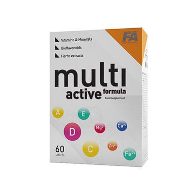 Multi Active Formula - 60tab