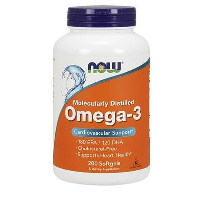 Omega-3 - 200softgels