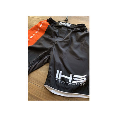 Rashguard Short T-shirt + MMA Shorts - High Kick - Breathe Deeply