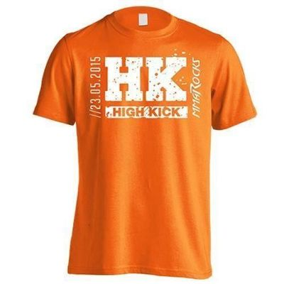 T-Shirt High Kick