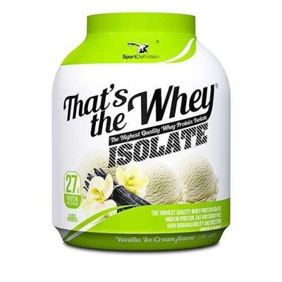 Thats The Whey - 2270g