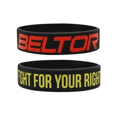 Wristband - Fight For Your Right - Black