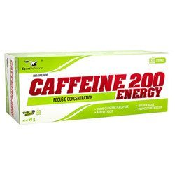 Caffeine 200 Energy - 120caps