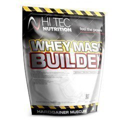 HI TEC - Whey Mass Builder - 3000g (2x1500g)