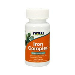 Iron Complex - 100tabs
