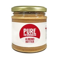 Pure Peanut Butter - 170g - Natural Almond Butter