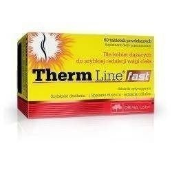 Therm Line Fast - 60tabs
