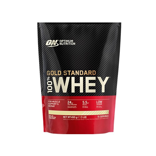 Whey Gold Standard Bag - 450g