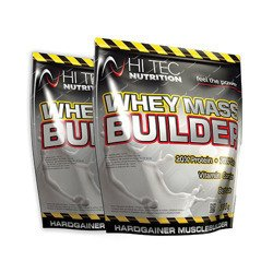 Whey Mass Builder - 2x 3000g
