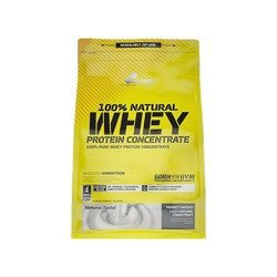 100% Natural Whey Concentrate - 700g