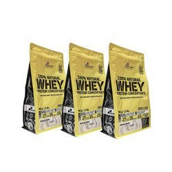 100% Natural Whey Protein Concentrate - 2100g