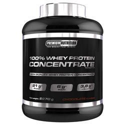 100% Whey Protein Concentrate - 2270g