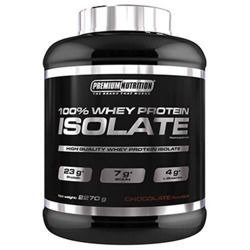 100% Whey Protein Isolate - 2270g