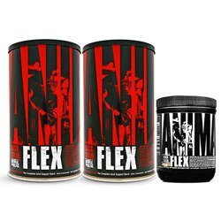 2x Animal Flex - 44pack + Animal Flex - 89g