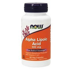 Alpha Lipoic Acid 100mg - 60vegcaps